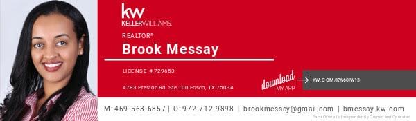 Brook Messay Real estate agent